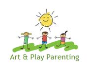logo 1 art & play parenting f1